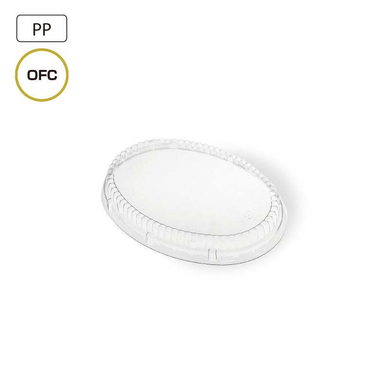 OFC-415PET-F 透明PP蓋(口径小)